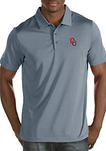 Oklahoma Sooners Mens Quest Polo