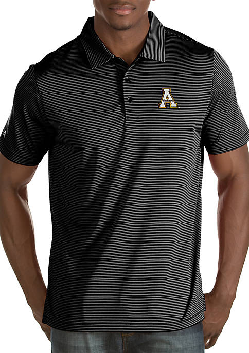 Antigua® Appalachian State Mountaineers Mens Quest Polo