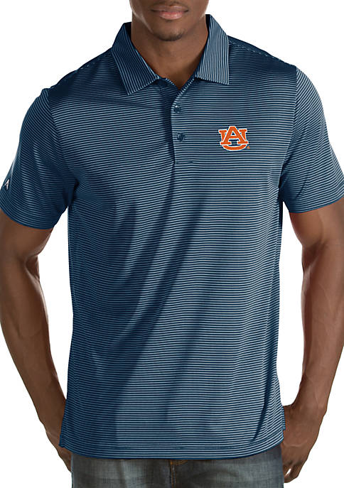 Antigua® Auburn Tigers Quest Polo