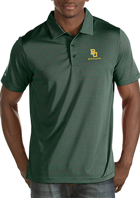 Antigua® Short Sleeve Baylor Quest Polo