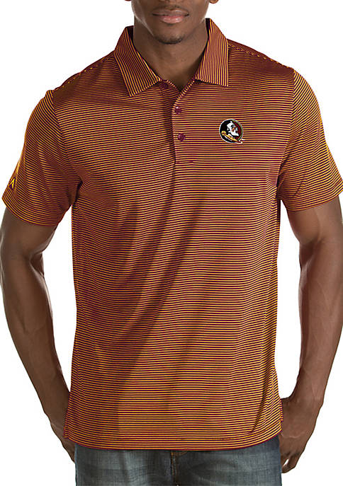 Antigua® Florida State Seminoles Mens Quest Polo
