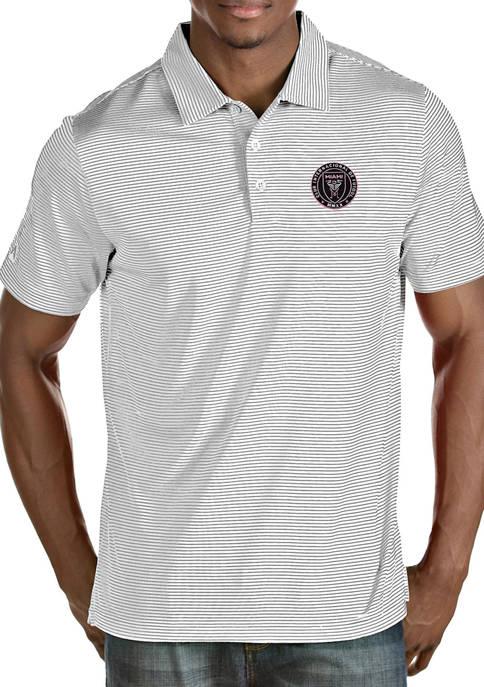 Antigua® Mens MLS Inter Miami FC Polo Shirt