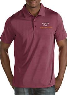 Short Sleeve Virginia Tech Quest Polo