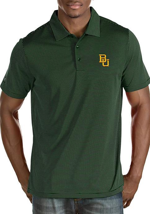 Baylor Bears Bay Quest Short Sleeve Polo T Shirt