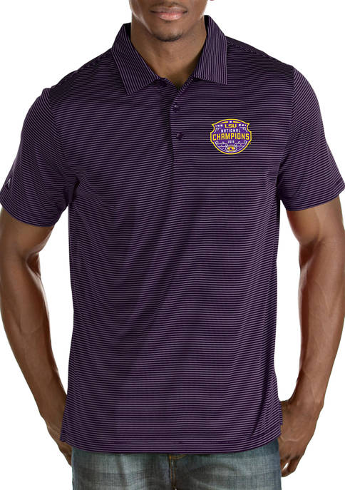 Antigua® NCAA LSU Tigers 2020 National Champions Jersey