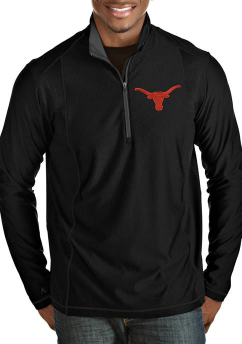 Antigua® Mens NCAA Texas Longhorns Tempo Pullover
