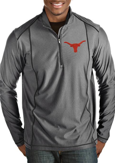 Antigua® Mens NCAA Texas Longhorns Tempo Pullover