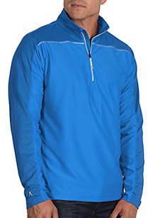 Long Sleeve Quarter Zip Pullover