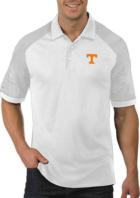 Antigua® Tennessee Vols Engage Short Sleeve Polo