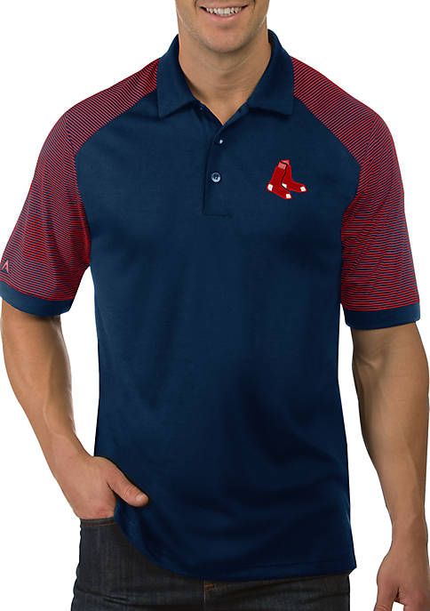 Antigua® MLB Boston Red Sox Engage Short Sleeve