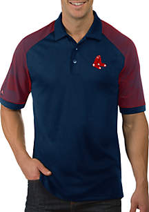 MLB Boston Red Sox Engage Short Sleeve Polo
