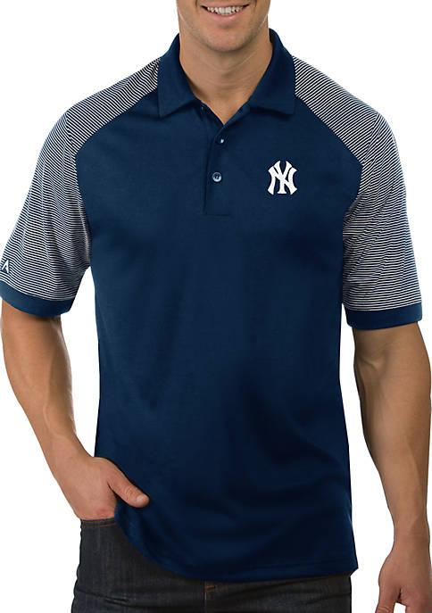 Antigua® MLB New York Yankees Engage Short Sleeve