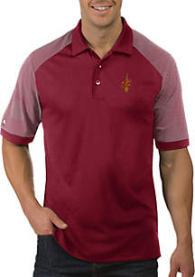 Antigua® NBA Cleveland Cavaliers Engage Short Sleeve Polo