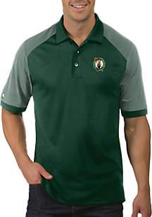 Antigua® NBA Boston Celtics Engage Short Sleeve Polo