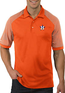 MLB Houston Astros Engage Short Sleeve Polo