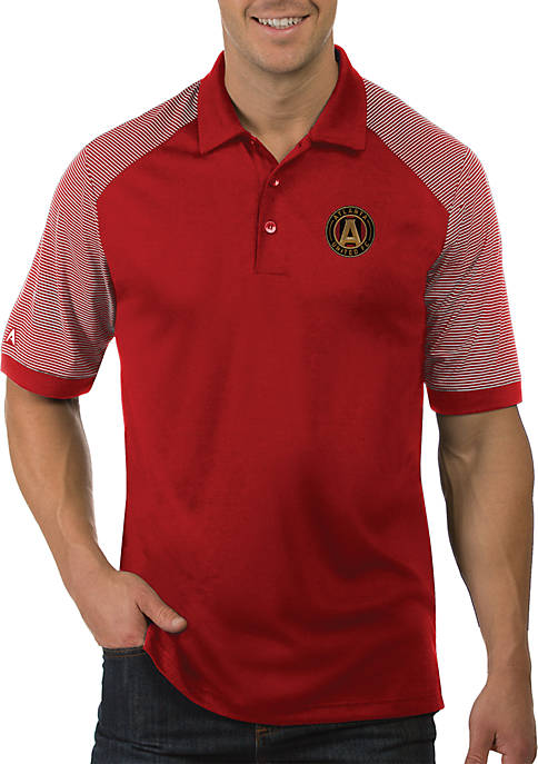 Antigua® MLS Atlanta United Engage Short Sleeve Polo