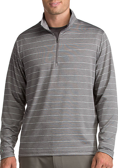 Antigua® Long Sleeve Stratus Quarter Zip Pullover