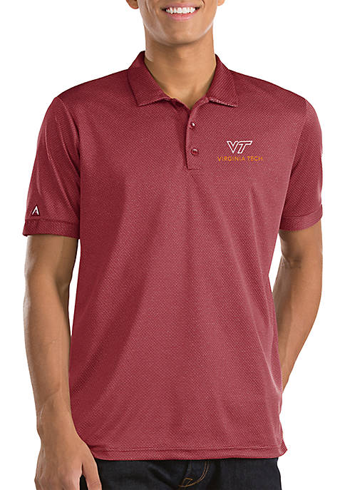 Antigua® Virginia Tech Clutch Polo