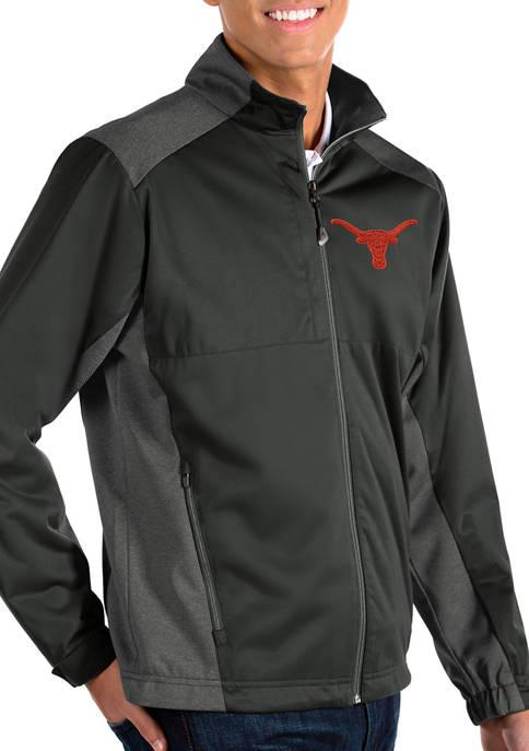 Antigua® Mens NCAA Texas Longhorns Revolve Windshirt