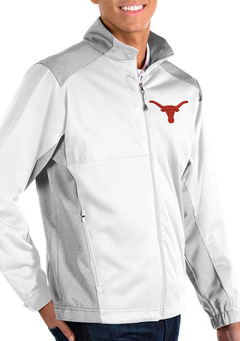 Mens NCAA Texas Longhorns Revolve Windshirt