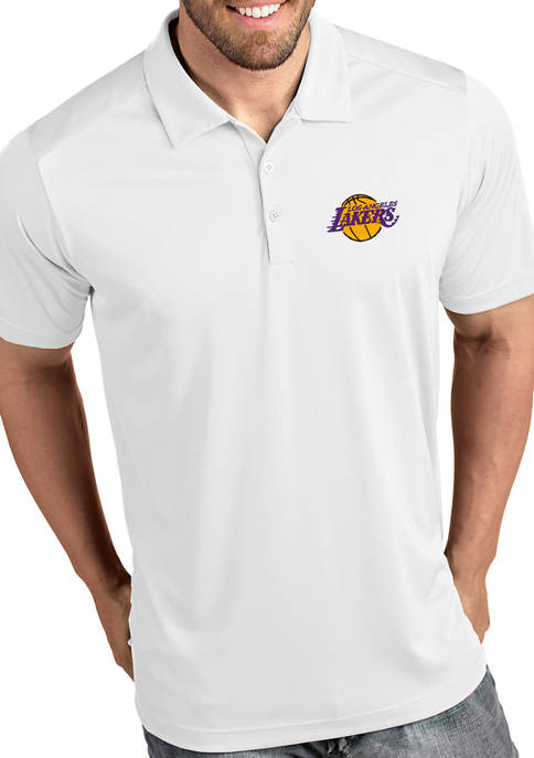 Antigua® NBA Los Angeles Lakers Mens Tribute Polo