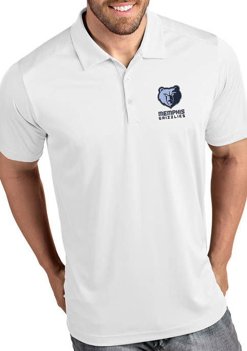 Antigua® NBA Memphis Grizzlies Mens Tribute Polo Shirt
