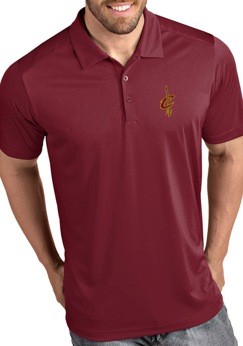 NBA Cleveland Cavaliers Mens Tribute Polo Shirt