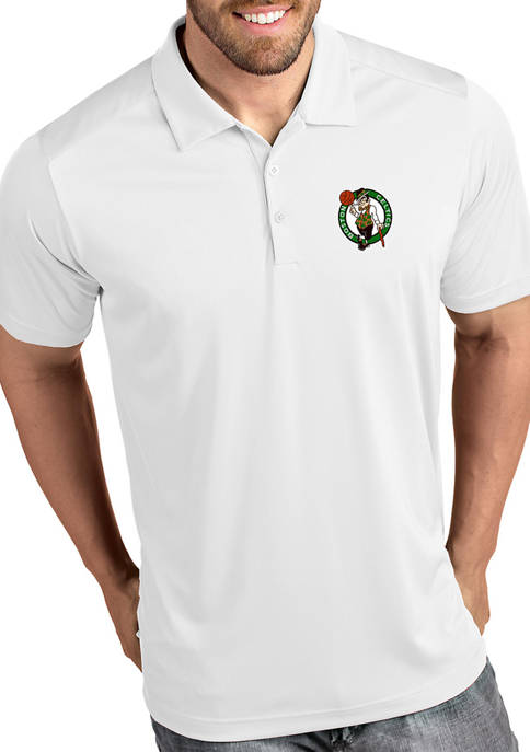 Antigua® NBA Boston Celtics Mens Tribute Polo Shirt