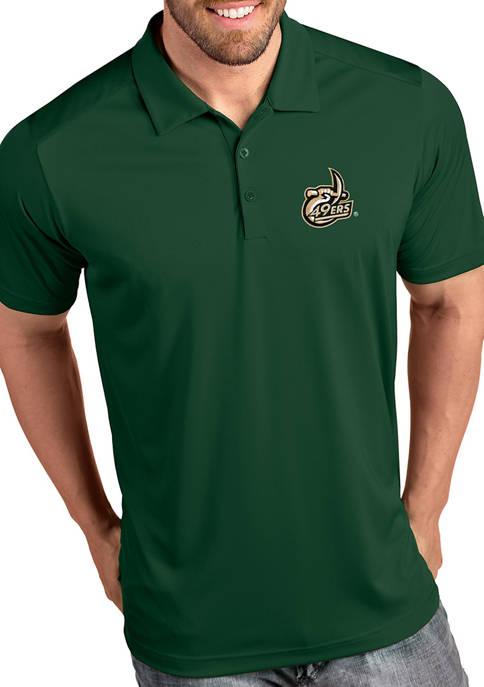 Antigua® UNCC 49ers Tribute Short Sleeve Polo Shirt