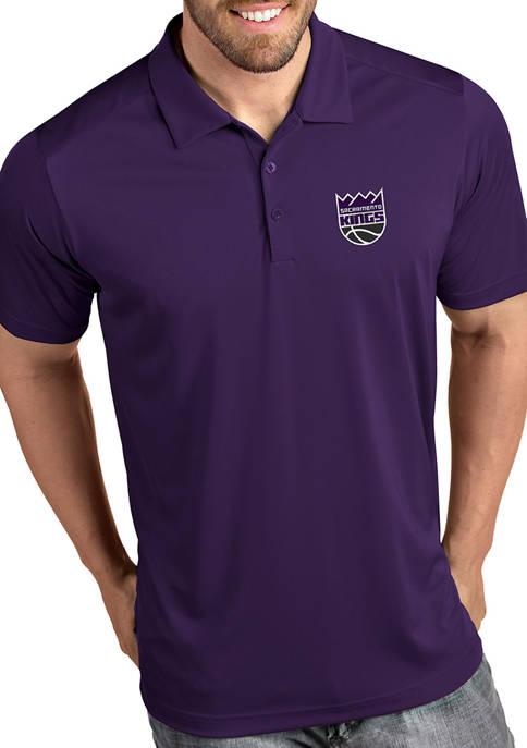 NBA Sacramento Kings Mens Tribute Polo Shirt
