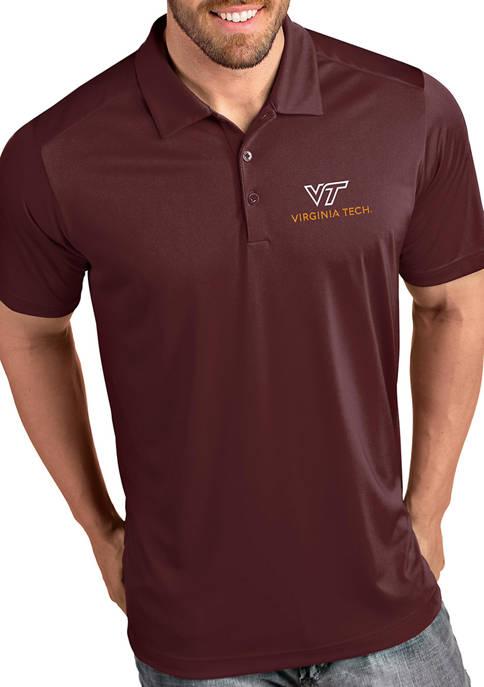 Antigua® Virginia Tech Hokies Tribute Polo Shirt