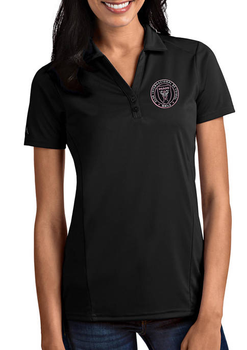 Womens DS MLS Inter Miami FC Tribute Polo Shirt