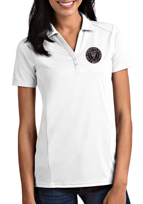 Womens DS MLS Inter Miami FC Tribute Polo Shirt