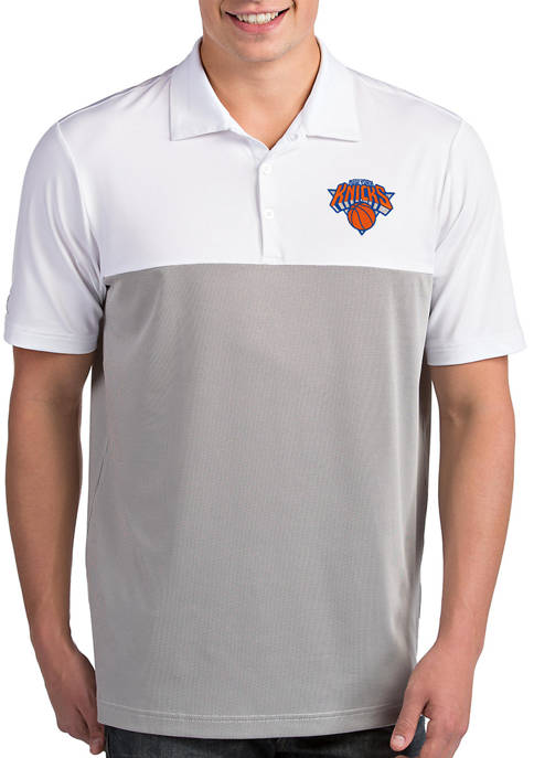 Antigua® NBA New York Knicks Mens Venture Polo