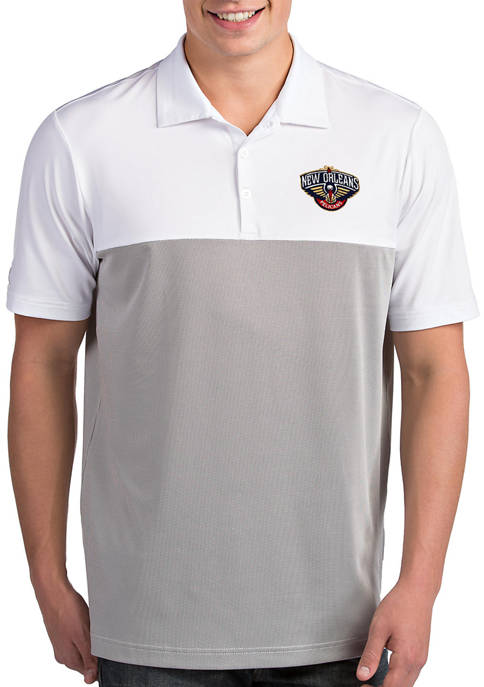 Antigua® NBA New Orleans Pelicans Mens Venture Polo