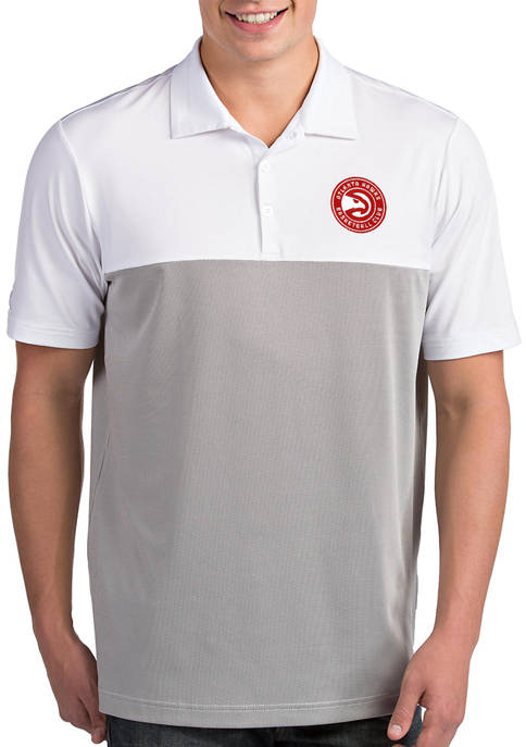 Antigua® NBA Atlanta Hawks Mens Venture Polo