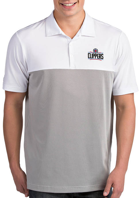 Antigua® NBA LA Clippers Mens Venture Polo
