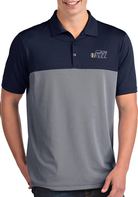NBA Utah Jazz Mens Venture Polo