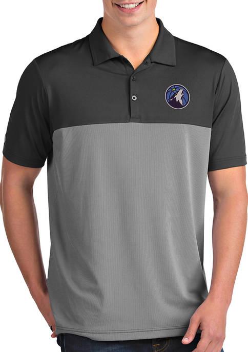 NBA Minnesota Timberwolves Mens Venture Polo Shirt