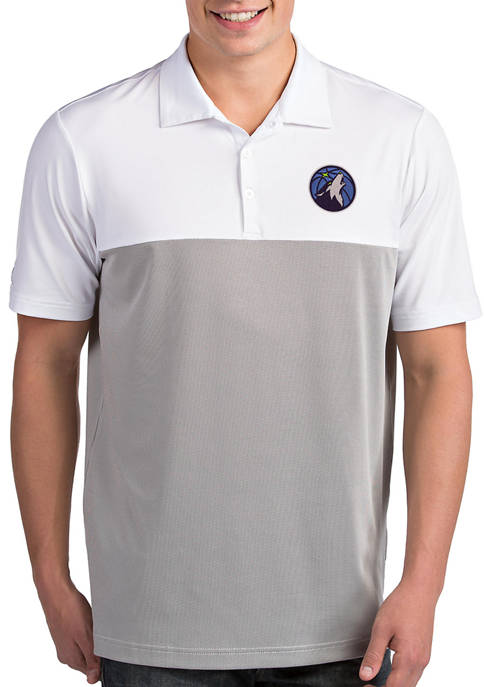 Antigua® NBA Minnesota Timberwolves Mens Venture Polo Shirt