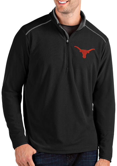 Mens NCAA Texas Longhorns Glacier Pullover