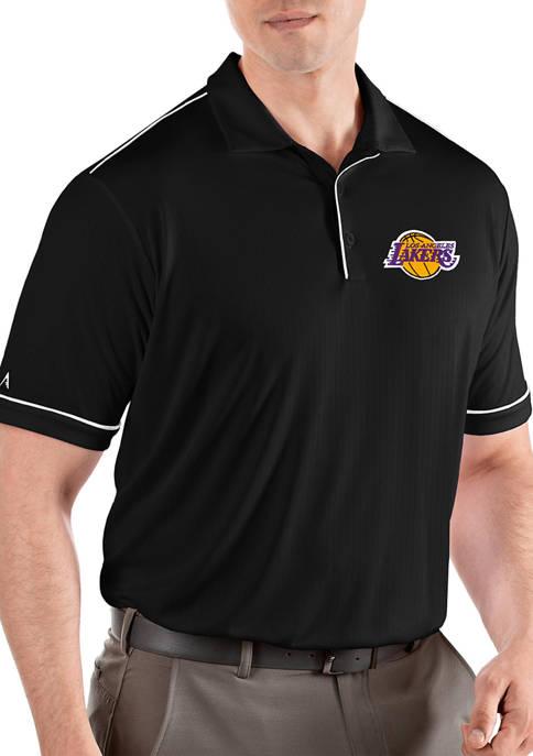 NBA Los Angeles Lakers Mens Salute Polo Shirt