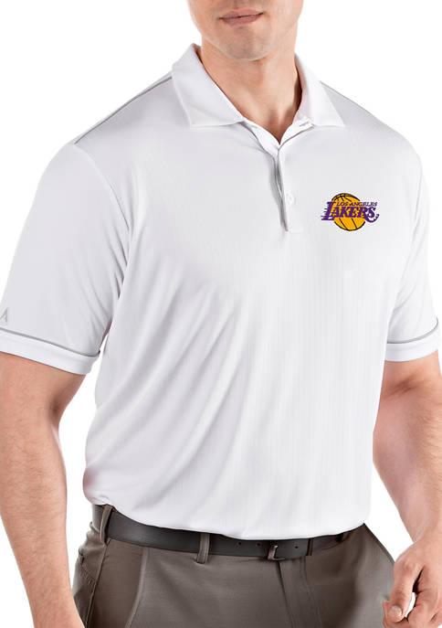 Antigua® NBA Los Angeles Lakers Mens Salute Polo