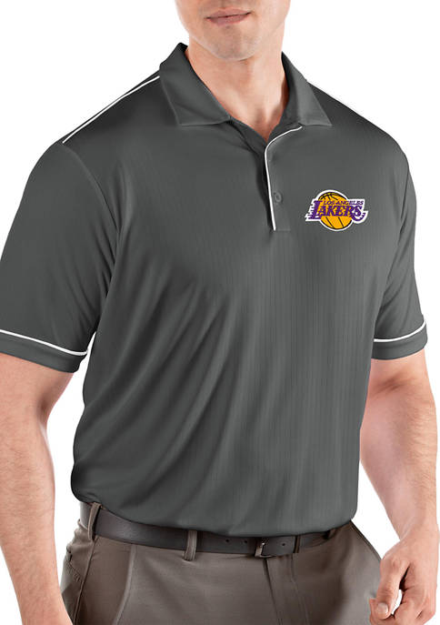 Antigua® NBA Los Angeles Lakers Mens Salute Polo