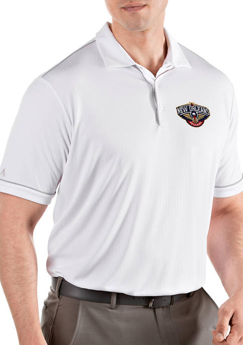 Antigua® NBA New Orleans Pelicans Mens Salute Polo