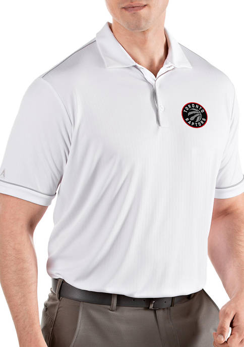 Antigua® NBA Toronto Raptors Mens Salute Polo Shirt