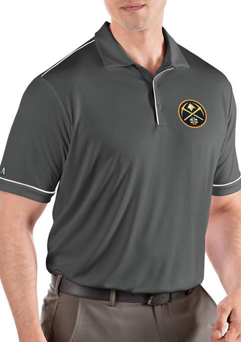 NBA Denver Nuggets Mens Salute Polo Shirt