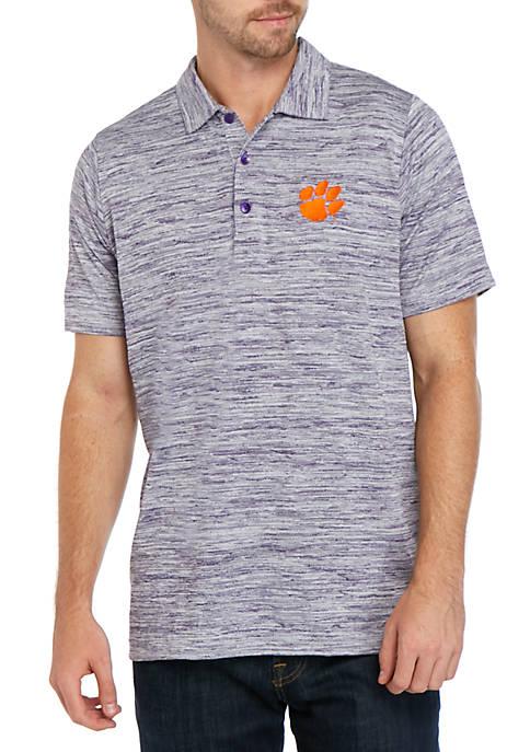 Antigua® Clemson Tigers Possession Polo Shirt