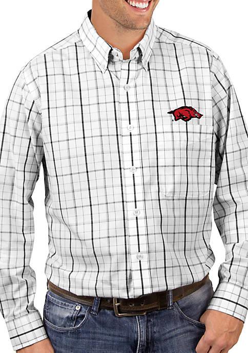 Arkansas Razorbacks Keen Woven Shirt