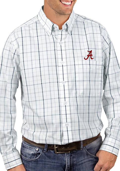 Antigua® Alabama Crimson Tide Keen Woven Shirt